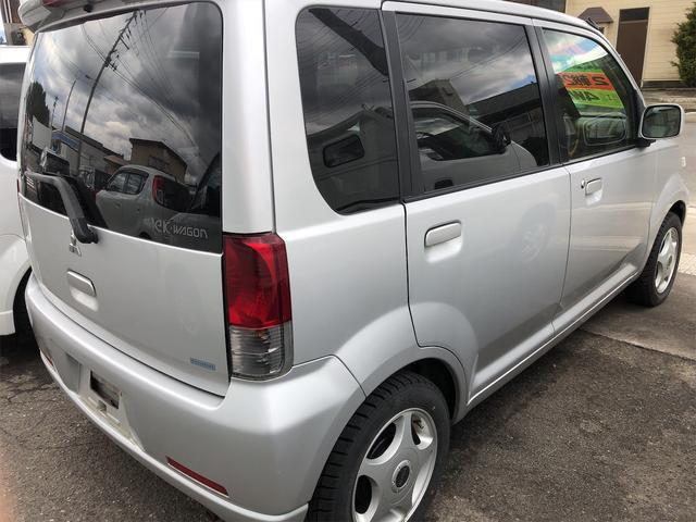 「三菱」「eKワゴン」「コンパクトカー」「青森県」の中古車4