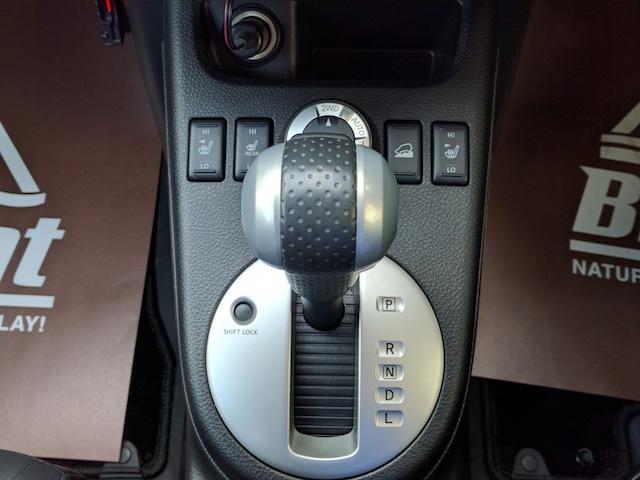 20X ハイパールーフレール カプロンシート シートヒーター(11枚目)
