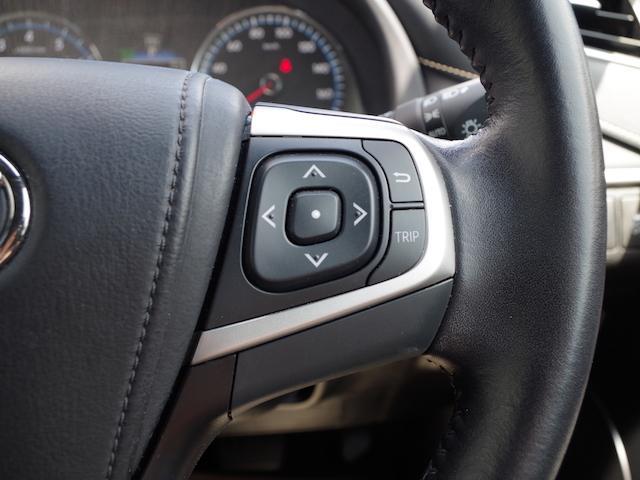 エレガンス 4WD 9インチナビ ハーフレザーシート(14枚目)