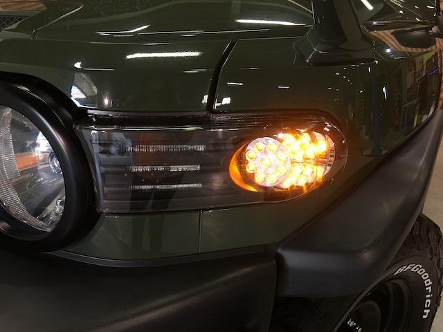 Bratリフトアップサス LEDウィンカー ブラックアウトP(8枚目)