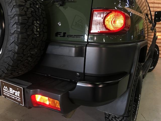 Bratリフトアップサス LEDウィンカー ブラックアウトP(18枚目)