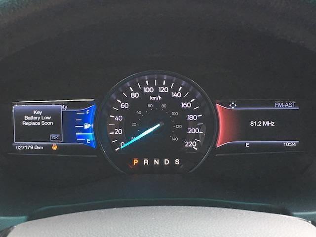 XLT エコブースト  2WD ベージュ革シート PWシート(8枚目)