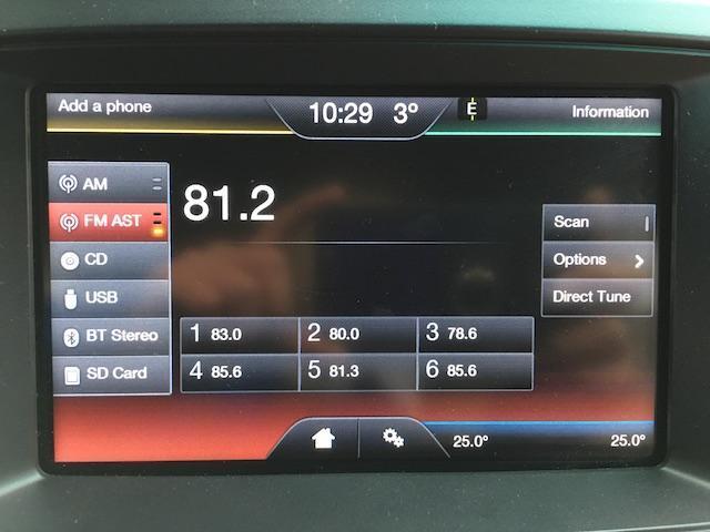 XLT エコブースト  2WD ベージュ革シート PWシート(10枚目)