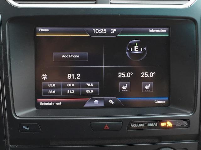 XLT エコブースト  2WD ベージュ革シート PWシート(11枚目)