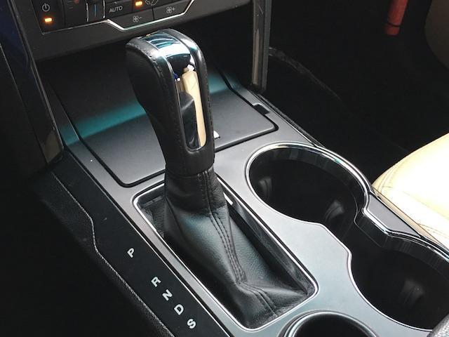 XLT エコブースト  2WD ベージュ革シート PWシート(14枚目)