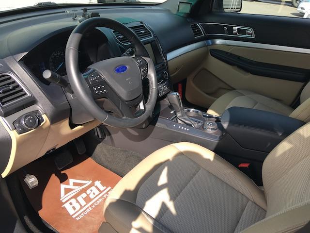 XLT 4WD LEDヘッドライト 前席パワーシート(9枚目)