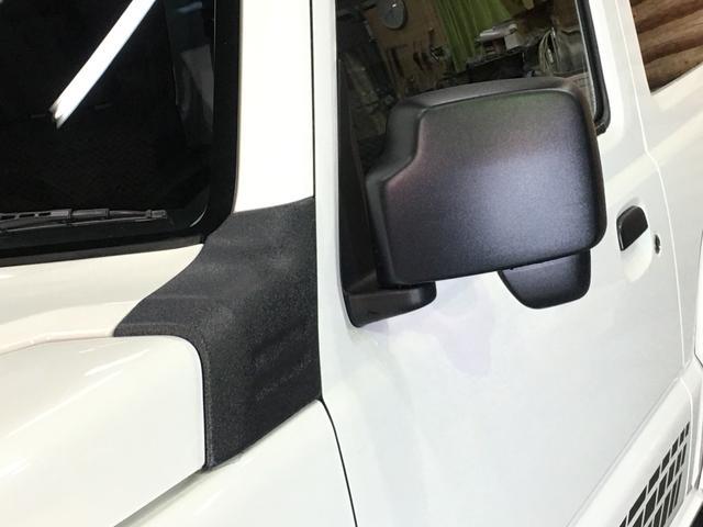 XG 新品FARM3インチリフトUPキット 新品J-UPカンパニーF/Rバンパー 新品Bratオリジナル16インチAW 新品マキシスタイヤ 新品スキッドプレート ロッソリアマフラー ハニカムメッシュグリル(34枚目)