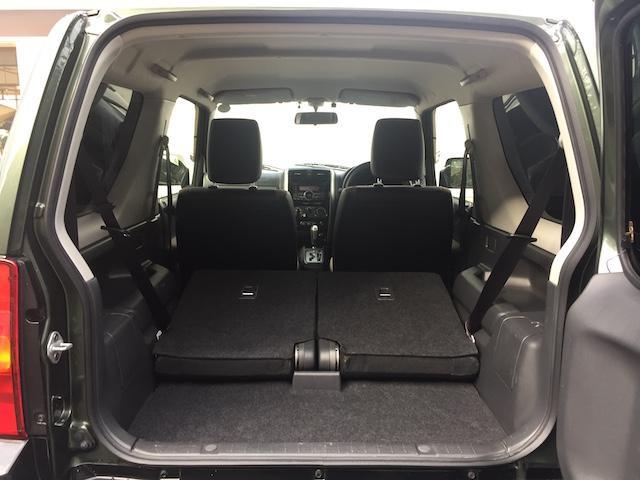 ランドベンチャー K3プレミアム2.5インチリフトUP&前後ショートバンパー&スキッドプレート&マフラー&サイドステップ ジオランダーM/T クオーレモジュレ合皮シート 前席シートヒーター 切替4WD CDオーディオ(21枚目)