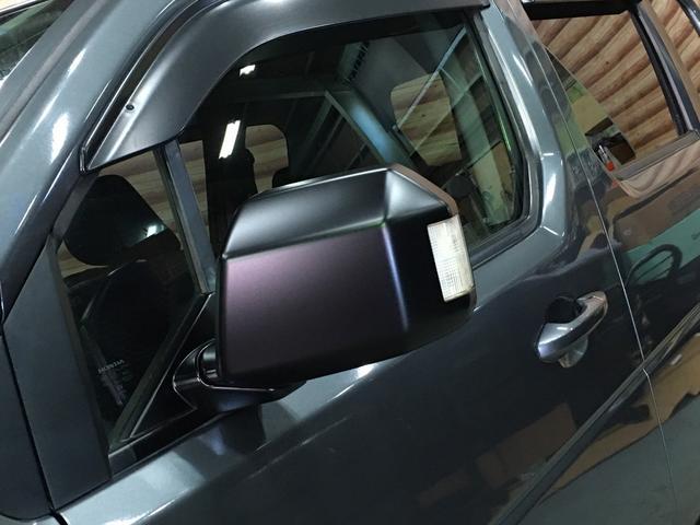 HIDエディション 2インチリフトUP 腰下マッチペイント セミグロスブラック塗装 新品ナイトロパワー16インチAW 新品マッドスターラジアルM/T HIDヘッドライト フォグ ETC オートライト マフラーカッター(41枚目)