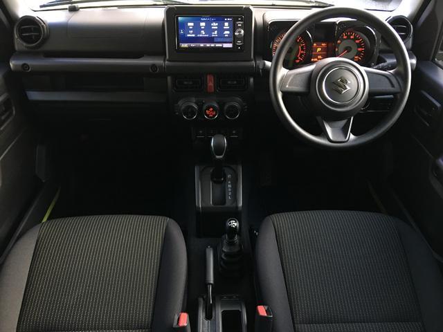 XL DAMD JIMNY the ROOTS3点セット(グリル 前後バンパー)ツートン塗装 新品1インチリフトUP 新品オープンカントリーM/T-R5本組 SDナビ フルセグ 前席シートヒーター(4枚目)