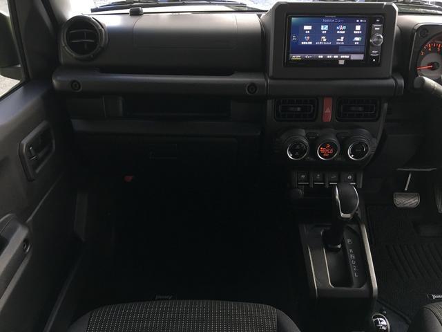 XL DAMD JIMNY the ROOTS3点セット(グリル 前後バンパー)ツートン塗装 新品1インチリフトUP 新品オープンカントリーM/T-R5本組 SDナビ フルセグ 前席シートヒーター(29枚目)