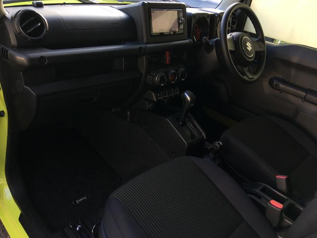 XL DAMD JIMNY the ROOTS3点セット(グリル 前後バンパー)ツートン塗装 新品1インチリフトUP 新品オープンカントリーM/T-R5本組 SDナビ フルセグ 前席シートヒーター(30枚目)
