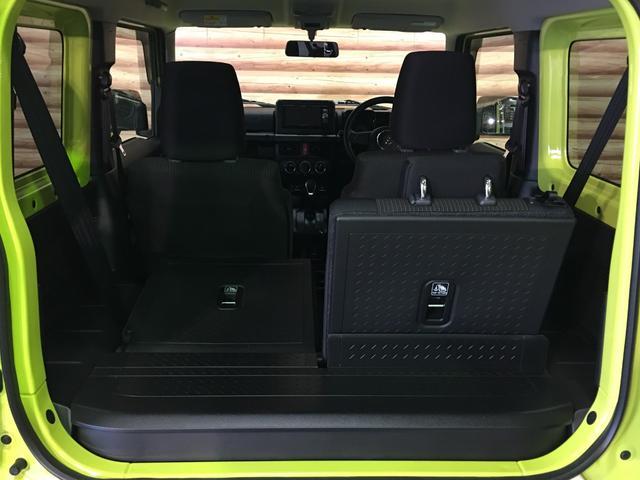 XL DAMD JIMNY the ROOTS3点セット(グリル 前後バンパー)ツートン塗装 新品1インチリフトUP 新品オープンカントリーM/T-R5本組 SDナビ フルセグ 前席シートヒーター(34枚目)