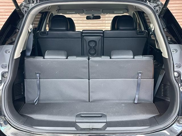 20X ブラックエクストリーマーX セミグロスブラック塗装(グリル・ルーフレール・エンブレム・バックドアガーニッシュ)マッドスターラジアルM/T新品タイヤ 純正SDナビ バックカメラ ETC 前席シートヒーター パワーバックドア(19枚目)