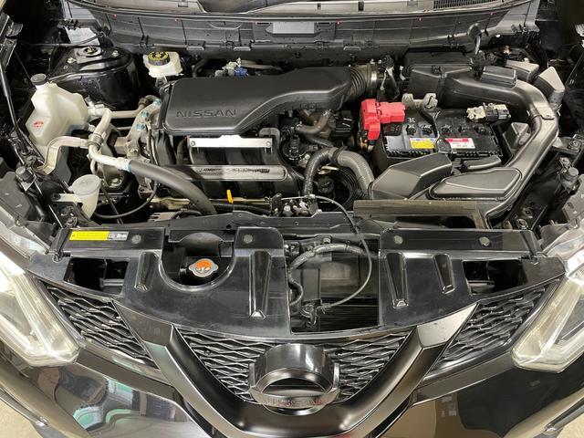 20X ブラックエクストリーマーX セミグロスブラック塗装(グリル・ルーフレール・エンブレム・バックドアガーニッシュ)マッドスターラジアルM/T新品タイヤ 純正SDナビ バックカメラ ETC 前席シートヒーター パワーバックドア(33枚目)