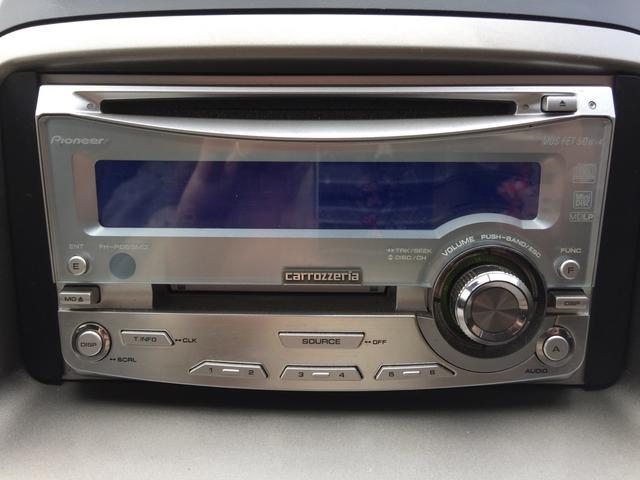 X社外CD/MD レザー調ブラックシートカバー 1000cc(16枚目)