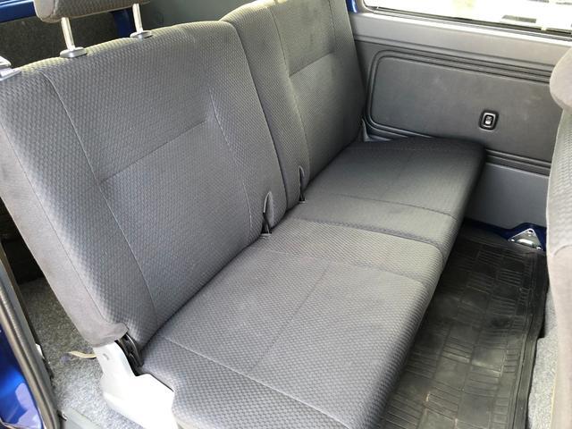 クルーズ 4WD 4ナンバー 車検令和3年9月(14枚目)