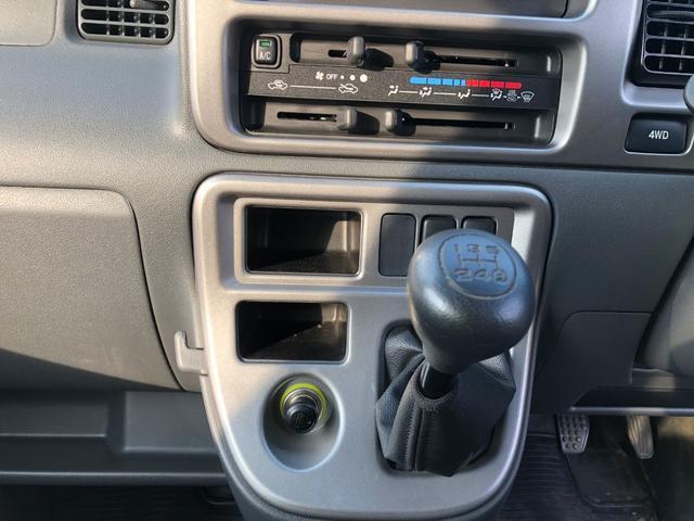 クルーズ 4WD 4ナンバー 車検令和3年9月(16枚目)