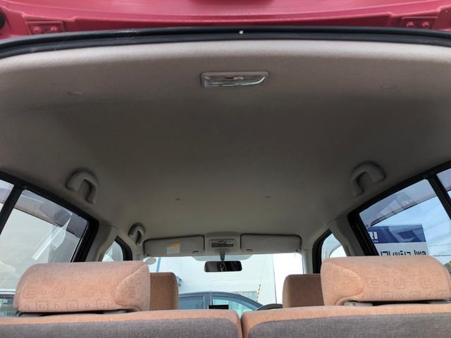 E FOUR 4WD 車検整備済み(11枚目)