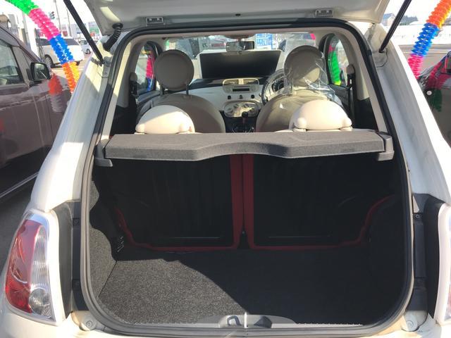 1.4 16V ポップ キーレス 右ハンドル ディーラー車(7枚目)
