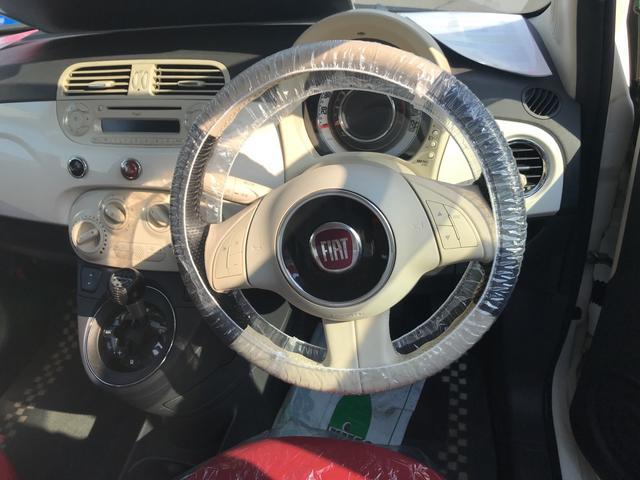 1.4 16V ポップ キーレス 右ハンドル ディーラー車(19枚目)
