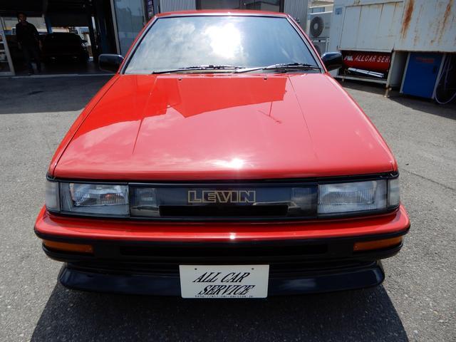 「トヨタ」「カローラレビン」「クーペ」「福島県」の中古車2