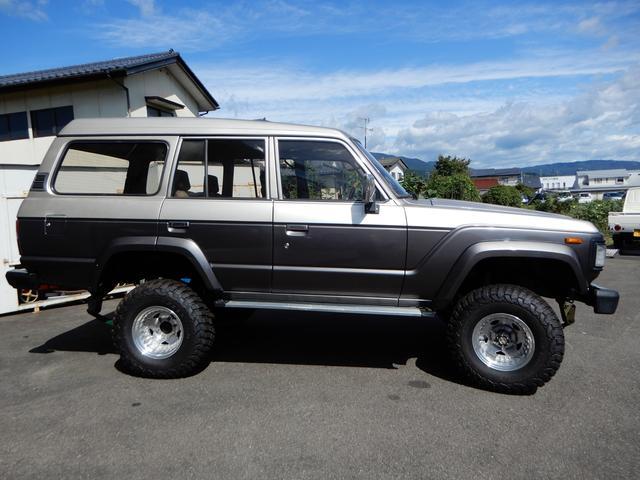 「トヨタ」「ランドクルーザー60」「SUV・クロカン」「福島県」の中古車6