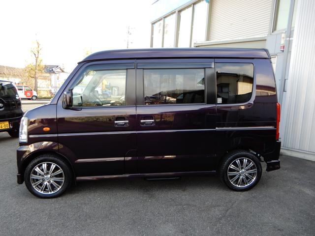 「スズキ」「エブリイワゴン」「コンパクトカー」「福島県」の中古車5