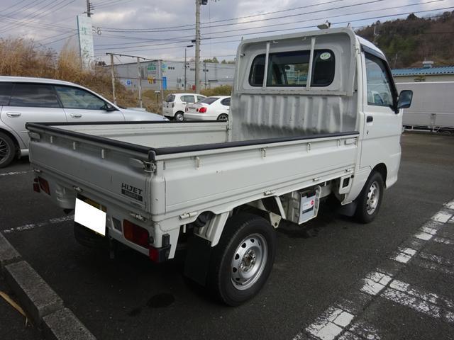 4WD 5速マニュアル エアコン パワステ 三方開(5枚目)