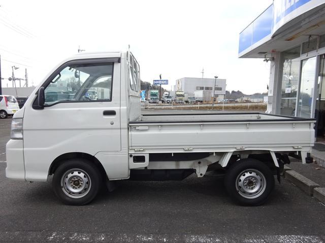 4WD 5速マニュアル エアコン パワステ 三方開(8枚目)