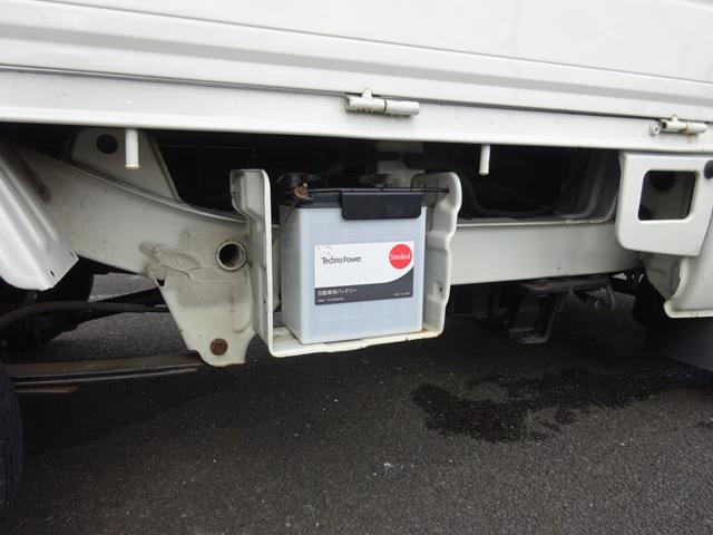 4WD 5速マニュアル エアコン パワステ 三方開(13枚目)