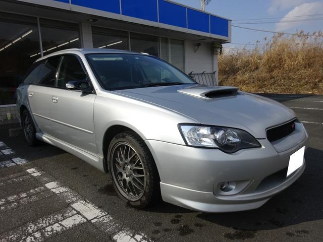 2.0GT 4WD 5MT 運転席レカロ HKSマフラー(3枚目)
