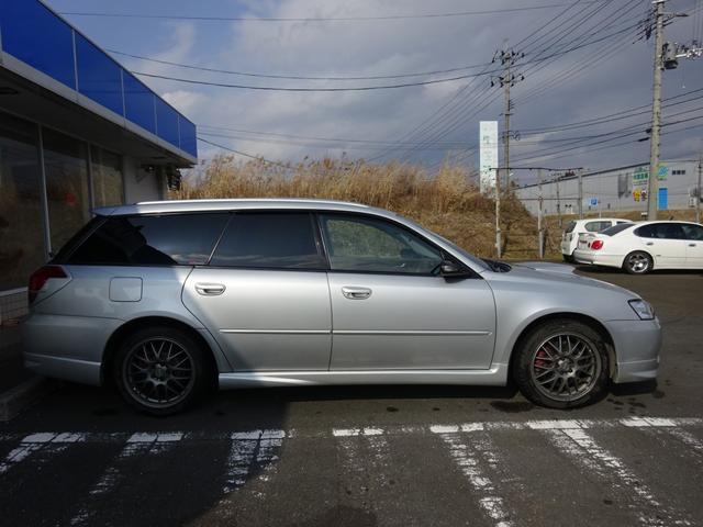 2.0GT 4WD 5MT 運転席レカロ HKSマフラー(4枚目)