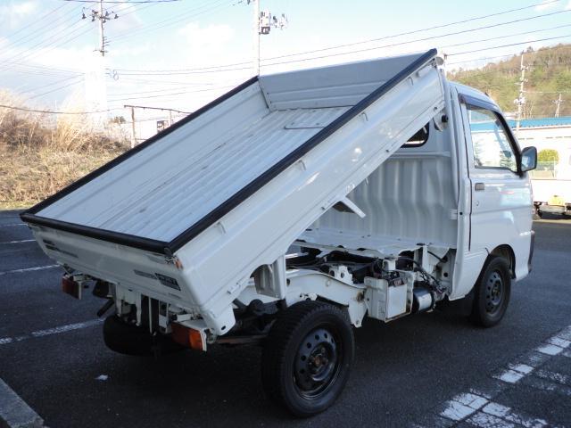 ローダンプ 4WD エアコン デフロック(5枚目)