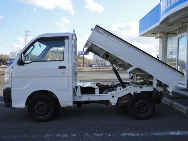 ローダンプ 4WD エアコン デフロック(8枚目)