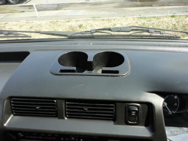 ローダンプ 4WD エアコン デフロック(12枚目)