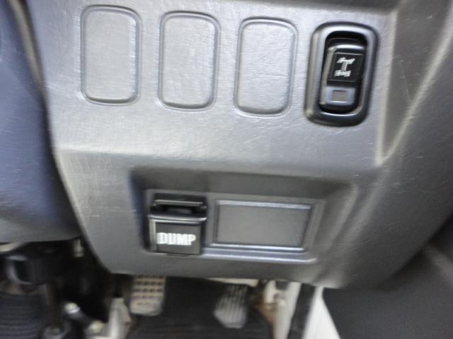 ローダンプ 4WD エアコン デフロック(16枚目)