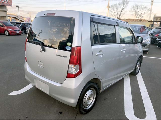 FX 4WD キーレス CD ベンチシート シートヒーター(7枚目)