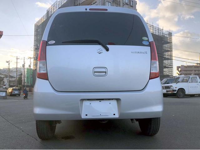 FX 4WD キーレス CD ベンチシート シートヒーター(10枚目)