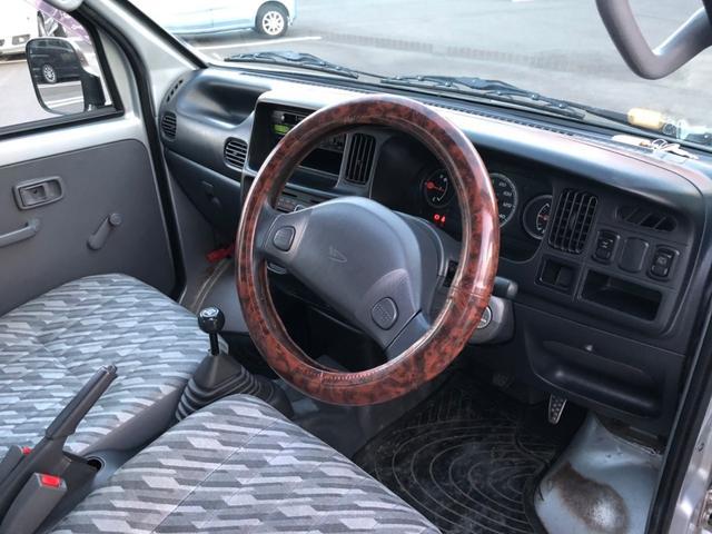 デラックスハイルーフ 4WD ワンオーナー 両側スライドドア(12枚目)