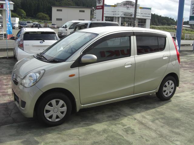 「ダイハツ」「ミラ」「軽自動車」「秋田県」の中古車5
