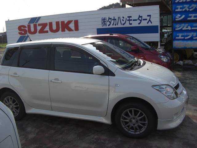 「トヨタ」「イスト」「コンパクトカー」「秋田県」の中古車4