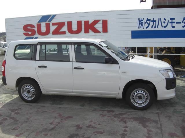 「トヨタ」「プロボックス」「ステーションワゴン」「秋田県」の中古車4