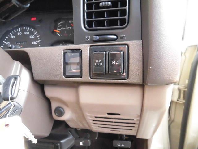 【切り替え4WD】切り替え四駆のほうが夏場など燃費改善につながるアイテム!