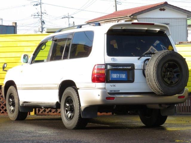 VX5速マニュアル ディーゼルターボ フルオリジナルホワイト 背面タイヤ付 タイミングベルト交換済 ブラックホイル(11枚目)