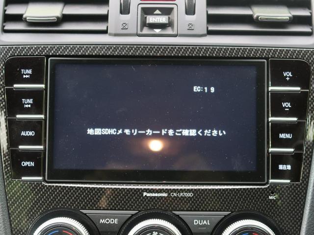 2.0GT-Sアイサイト 純正SDナビ STI18AW 本革(3枚目)