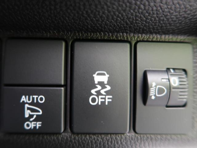 横滑り防止装置がついております。万が一のときのための横転防止になります。また、オフにすることも出来ますのでブレーキが使えないアイスバーンでは解除も可能です。