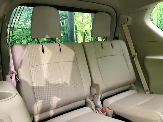 TX Lパッケージ 4WD 7人乗り サンルーフ 純正9型ナビ モデリスタエアロ セーフティセンス ベンチレーター クリアランスソナー パワーシート LEDヘッド バックカメラ ダウンヒルアシスト ETC スマートキー(13枚目)