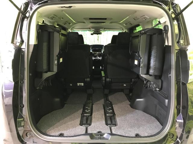 2.5Z Aエディション ALPINE大型ナビ 天吊モニター 両側電動ドア 衝突被害軽減装置 レーダークルーズ LEDヘッド クリアランスソナー リアオートエアコン 純正18AW スマートキー オートハイビーム 禁煙車 ETC(14枚目)