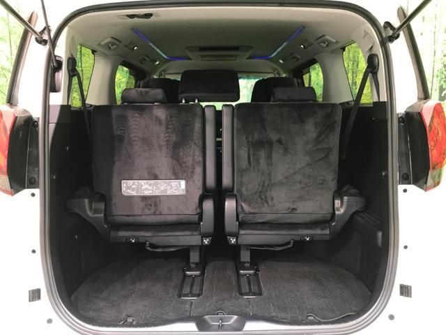 2.5S Cパッケージ 禁煙車 10型純正SDナビ フリップダウンモニター 両側電動スライドドア クルーズコントロール バックモニター クリアランスソナー 純正18AW bluetooth LEDヘッド LEDフォグ ETC(16枚目)